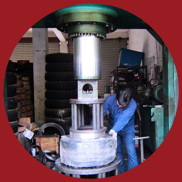 VENLEY Tire Pressing Service