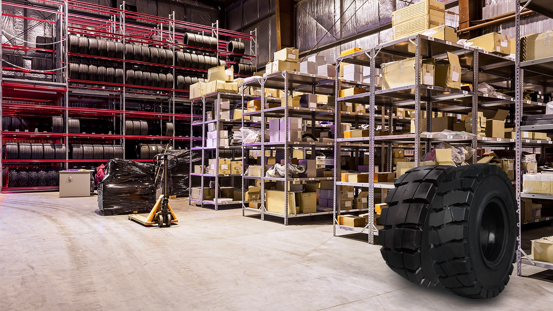 Venley Tire Forklift Tires